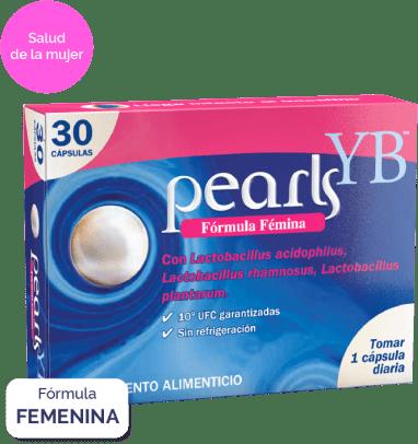 Probioticos Pearls YB