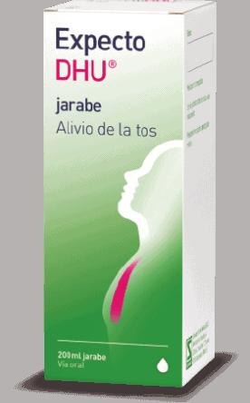 Medicamento homeopático ExpectoDHU®